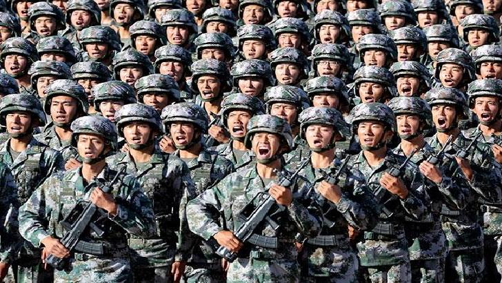 চীনা সেনাবাহিনীকে যুদ্ধের জন্য প্রস্তুতির নির্দেশ