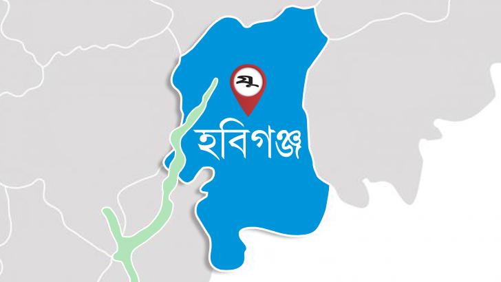 হবিগঞ্জ ম্যাপ