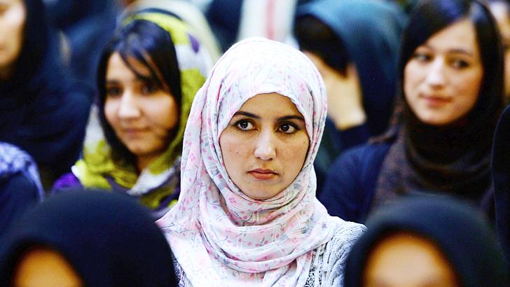আফগান নারী, ছবি সংগৃহীত