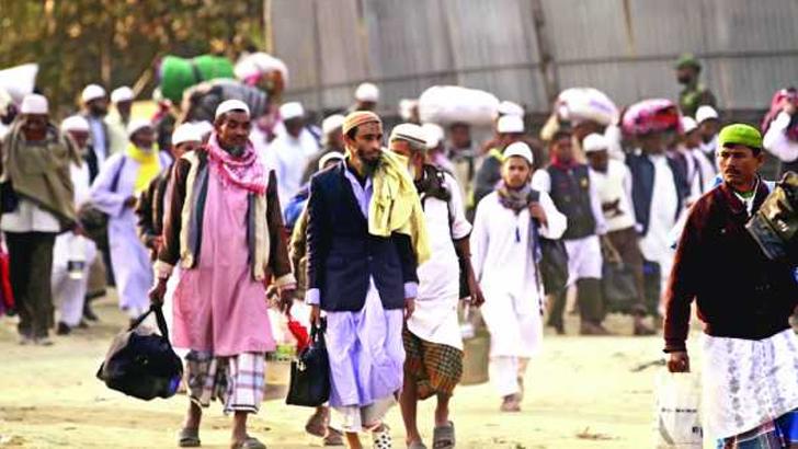 দ্বীন ও তাবলিগ নিয়ে হাফেজ্জী হুজুরের নসিহত