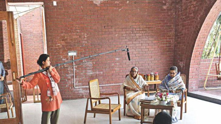 যমুনা ব্লকবাস্টারে ১৬ নভেম্বর মুক্তি পাচ্ছে 'হাসিনা- আ ডটারস টেল'