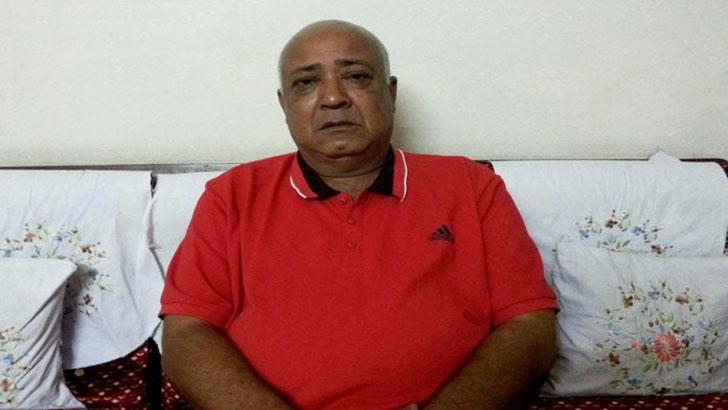 দৌলতপুর উপজেলা বিএনপির সভাপতি রেজা আহাম্মেদ বাচ্চু মোল্লা
