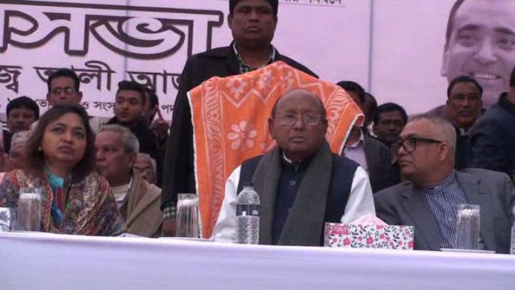 ড. কামাল বিএনপির ভাড়াটে নেতা: বাণিজ্যমন্ত্রী
