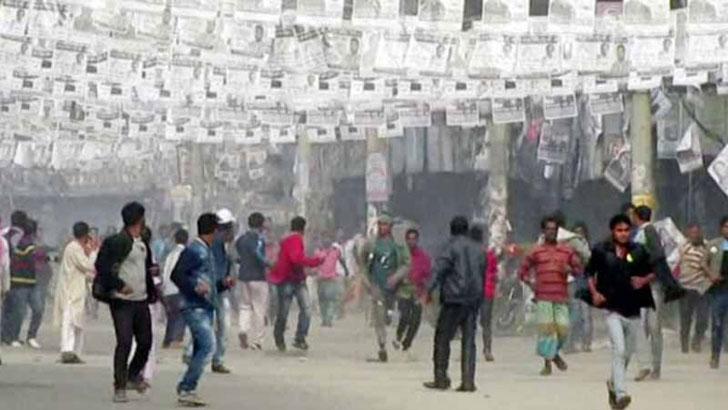 রাজশাহীতে নির্বাচনী সহিংসতায় আহত আ'লীগ নেতার মৃত্যু