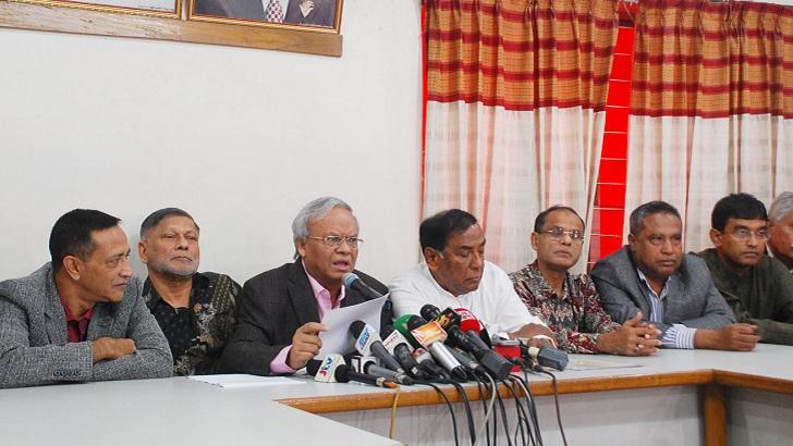 মিড নাইট ভোটের সরকার রোজ কেয়ামত পর্যন্ত থাকতে চায়: রিজভী