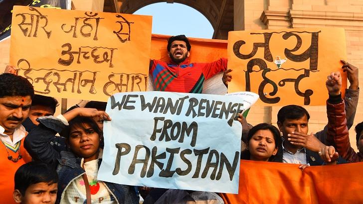 কাশ্মীর হামলা: প্রতিশোধ নিতে শুরু করেছে ভারত