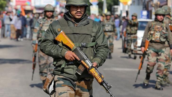 ভারতীয় বাহিনীর অভিযানে কাশ্মীরে হামলার 'মূলহোতা' নিহত