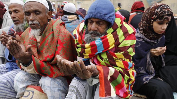 বিশ্ব ইজতেমা: দ্বিতীয় পর্বের আখেরি মোনাজাত