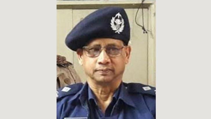 পরিদর্শক (তদন্ত) মফিজ উদ্দিন শেখ