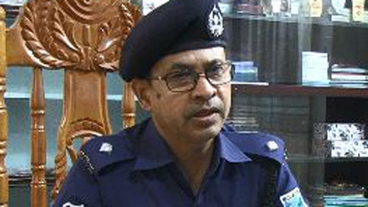 ওসি মো. মুজিবুর রহমান