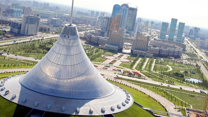 কাজাখস্তানের রাজধানীর নাম বদলে হল নুর সুলতান