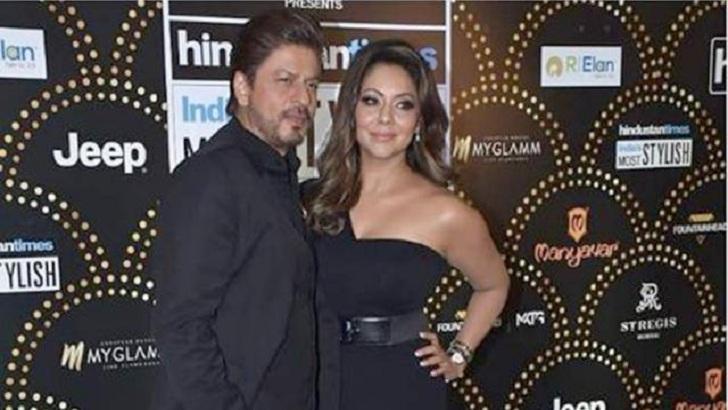 Shah Rukh Khan Couple at India's Most Stylish Awards 2015 2015 & # 39;
