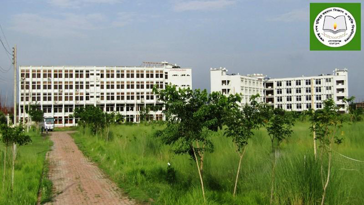 Bangabandhu Sheikh Mujibur Rahman University of Science and Technology