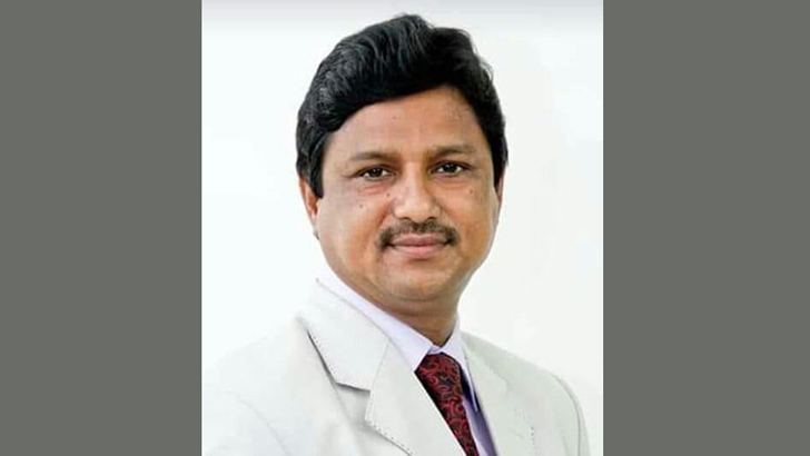 Bogra sadar upazila BNP general secretary Mahbub Alam Shaheen