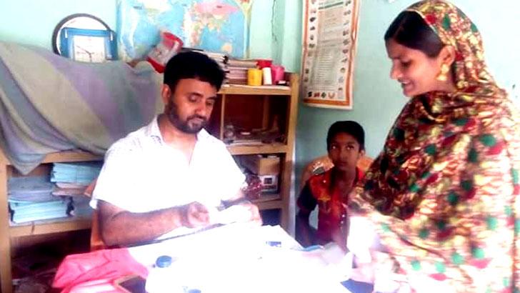 শিশু বিশেষজ্ঞ ডা. রকিউর রহমান