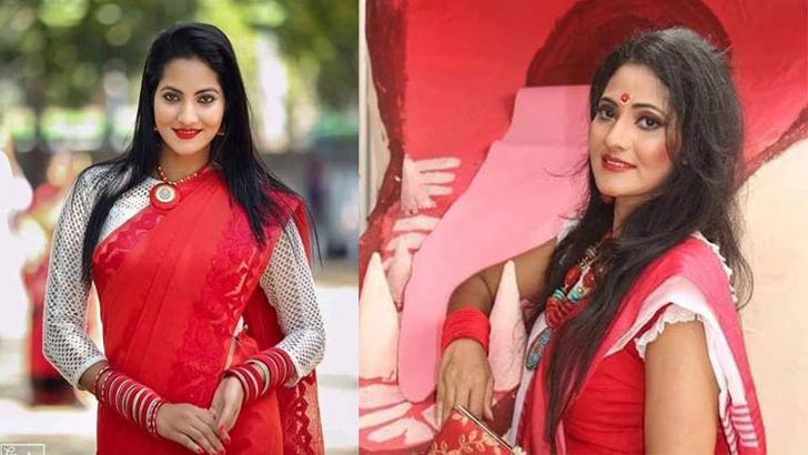 Afrin Labani is part of Miss World Bangladesh