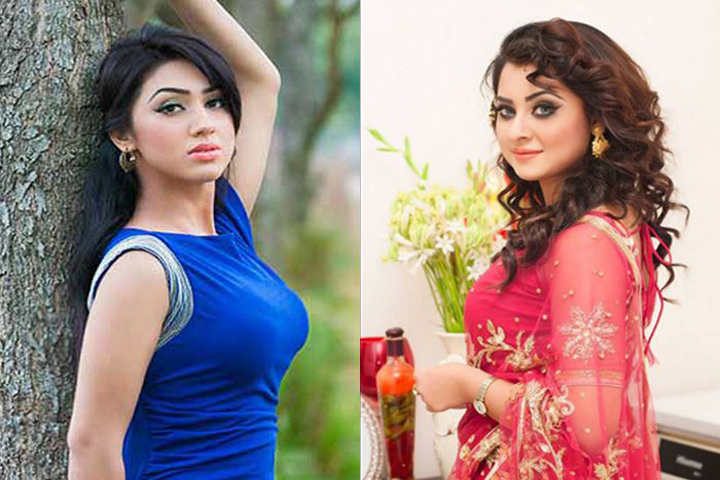 Apart from Apu Biswas, the heroine Bubbli of Shakib