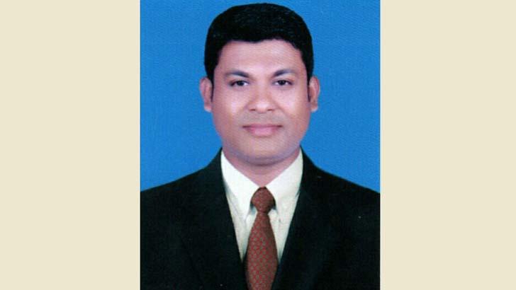 তাবারক হোসেন আজাদ