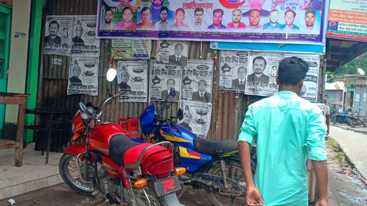 উপজেলা নির্বাচন