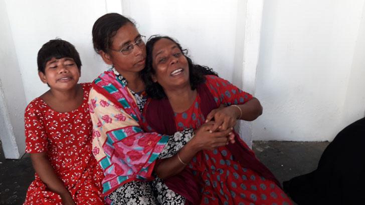 গুরুদাসপুরে সাক্ষীর হাত-পা কেটে নিয়ে হত্যা