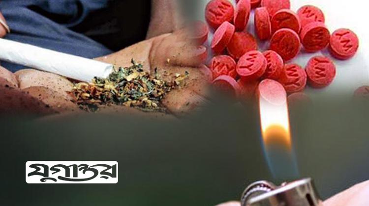 বরিশালে লঞ্চে আমের ঝুড়িতে ১১০ পিস ইয়াবা
