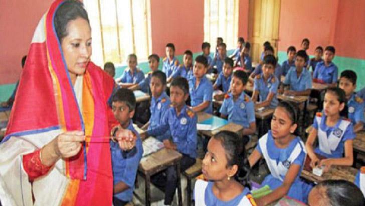 প্রাথমিক বিদ্যালয়ের সময়সূচি কমানো হোক