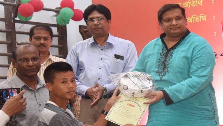 অটিজম মোকাবেলায় বিশ্বে বাংলাদেশ দৃষ্টান্ত: যুব ও ক্রীড়া প্রতিমন্ত্রী