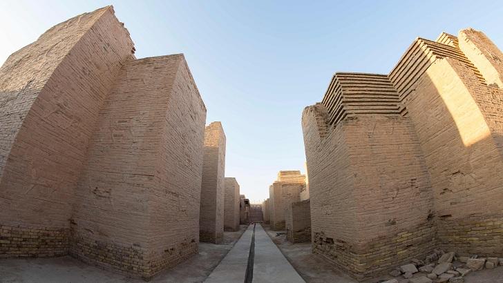 বিশ্ব ঐতিহ্যের তালিকায় প্রাচীন ব্যাবিলন শহর