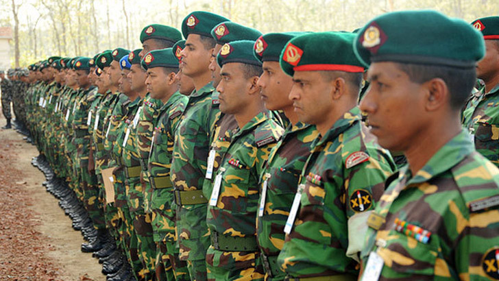 এএমসিতে চাকরি দিচ্ছে সেনাবাহিনী