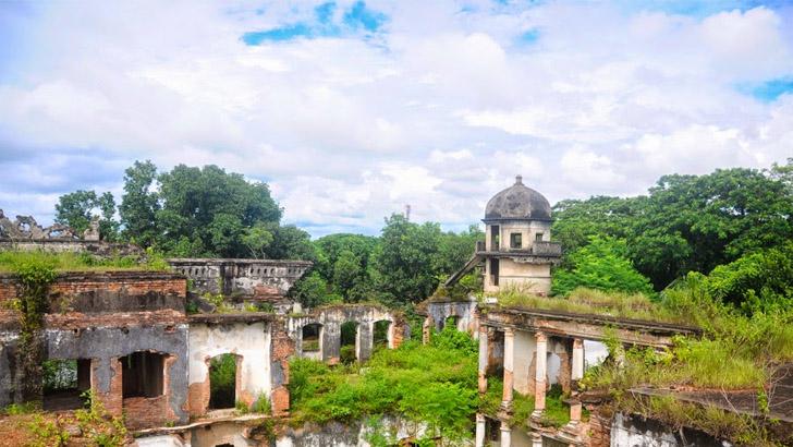 দুবলহাটি রাজবাড়ি