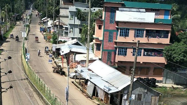 বরগুনা শহর