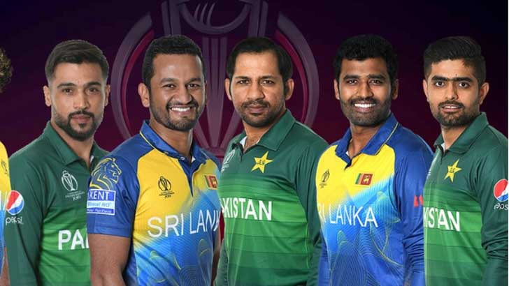 পাকিস্তান-শ্রীলংকা