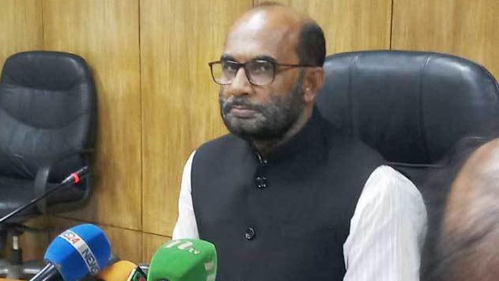 'বালিশ দুর্নীতি'তে জড়িত ৩৪ সরকারি কর্মকর্তার বিরুদ্ধে ব্যবস্থা: পূর্তমন্ত্রী