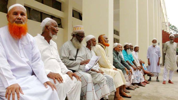 পঞ্চগড় জেলার ৩৭ জন হজযাত্রী