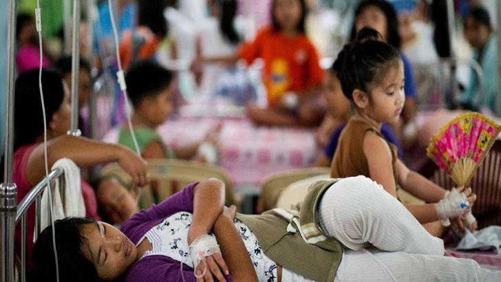ডেঙ্গুকে মহামারী ঘোষণা ফিলিপাইনে