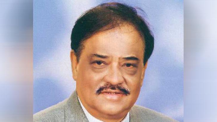 সাবেক তথ্যমন্ত্রী মিজানূর রহমান শেলী