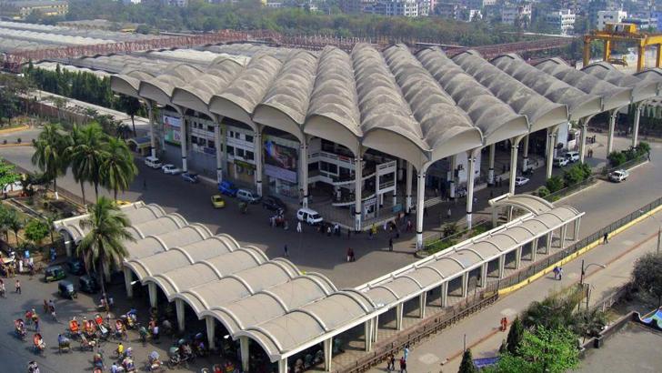 কমলাপুর রেলওয়েস্টেশন