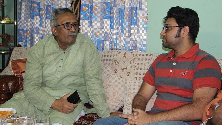 রুয়েট শিক্ষক রাশিদুলের এমপি বাদশা বাদশা