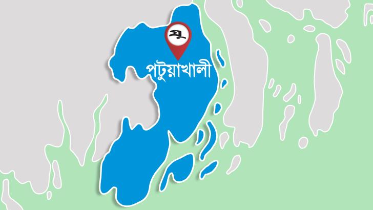 পটুয়াখালীর ম্যাপ