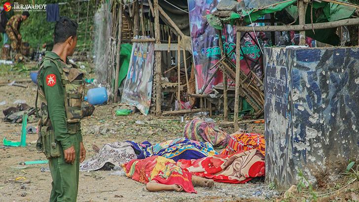 মিয়ানমারে বিচ্ছিন্নতাবাদীদের সঙ্গে সংঘর্ষে ৩০ সেনা নিহত
