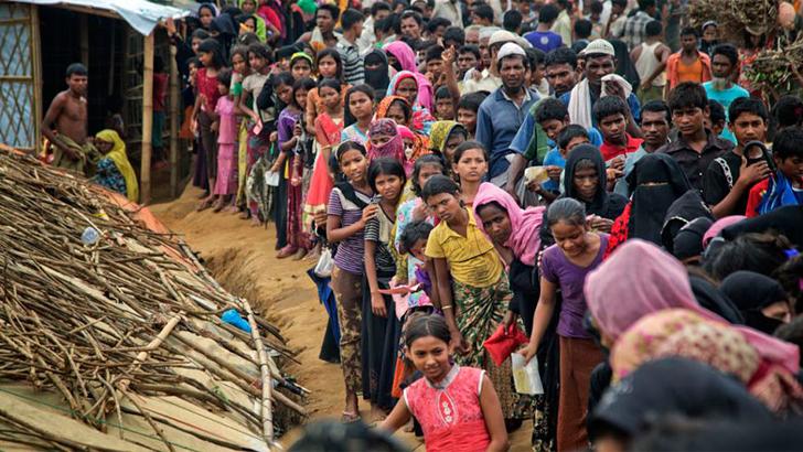 রোহিঙ্গারা ফেরত না যাওয়ার পেছনে 'এনজিওর প্রভাব'