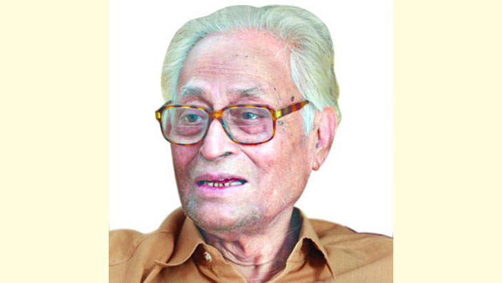 অধ্যাপক মোজাফফর আহমদ