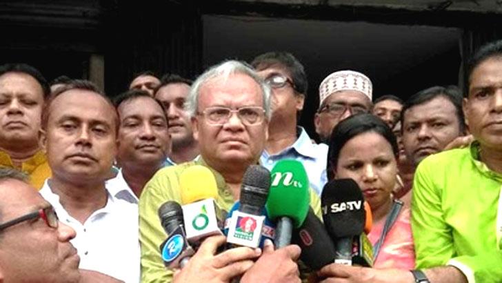রোহিঙ্গা প্রত্যাবাসনে কূটনৈতিকভাবে সরকার ব্যর্থ: রিজভী
