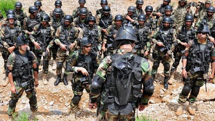 পাকিস্তান সেনাবাহিনীর স্পেশাল সার্ভিস গ্রুপ (এসএসজি)