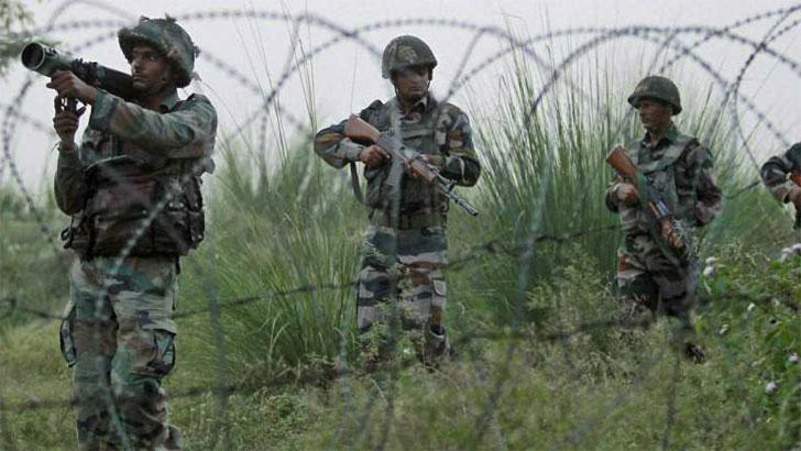 ভারতীয় বাহিনীর গুলিতে পাকিস্তানের ১০ কমান্ডো নিহত: