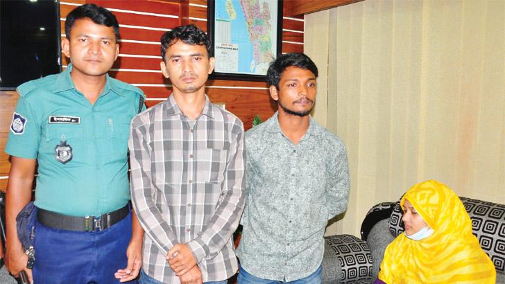 ৫০ হাজার টাকায় রোহিঙ্গাদের এনআইডি করে দেন জয়নাল
