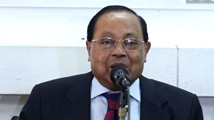 সরকার বেকায়দায় পড়ে শোভন-রাব্বানীকে অপসারণ করেছে: মওদুদ