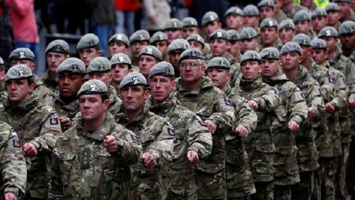 যুদ্ধের প্রস্তুতি নিচ্ছে কুয়েতের সেনাবাহিনী