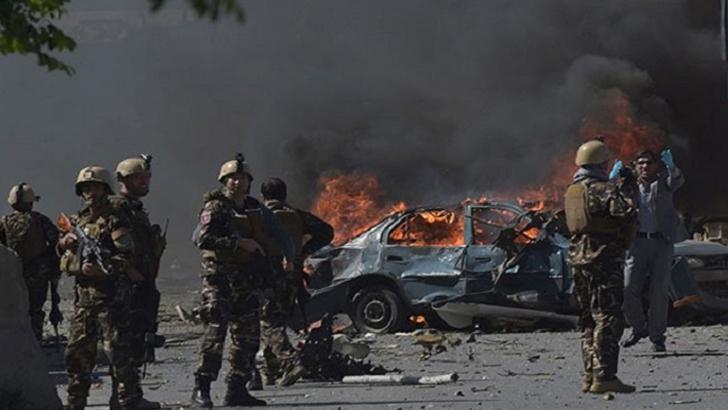 আফগানিস্তানে নির্বাচন বানচালে একের পর এক হামলা তালেবানের