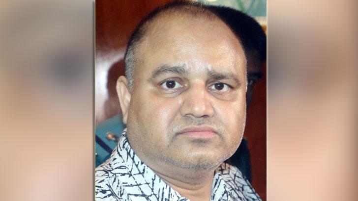জিকে শামীম